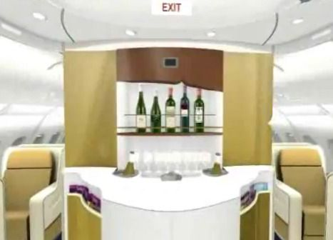 Photo tour: Thai Airways Airbus A380 first business economy seats cabins interior - Flights | hotels | frequent flyer | business class - Australian Business Traveller