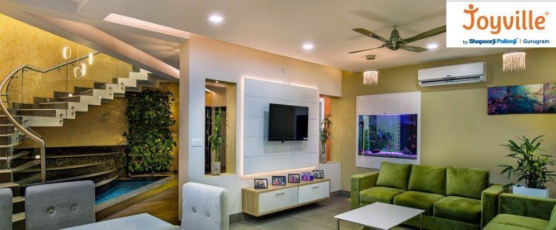 Joyville Gurgaon Home To Kill Boredom Home Interior Design