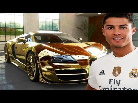 cristiano ronaldo 7 000 000 cars collection 2017 youtube miscellaneous pinterest. Black Bedroom Furniture Sets. Home Design Ideas