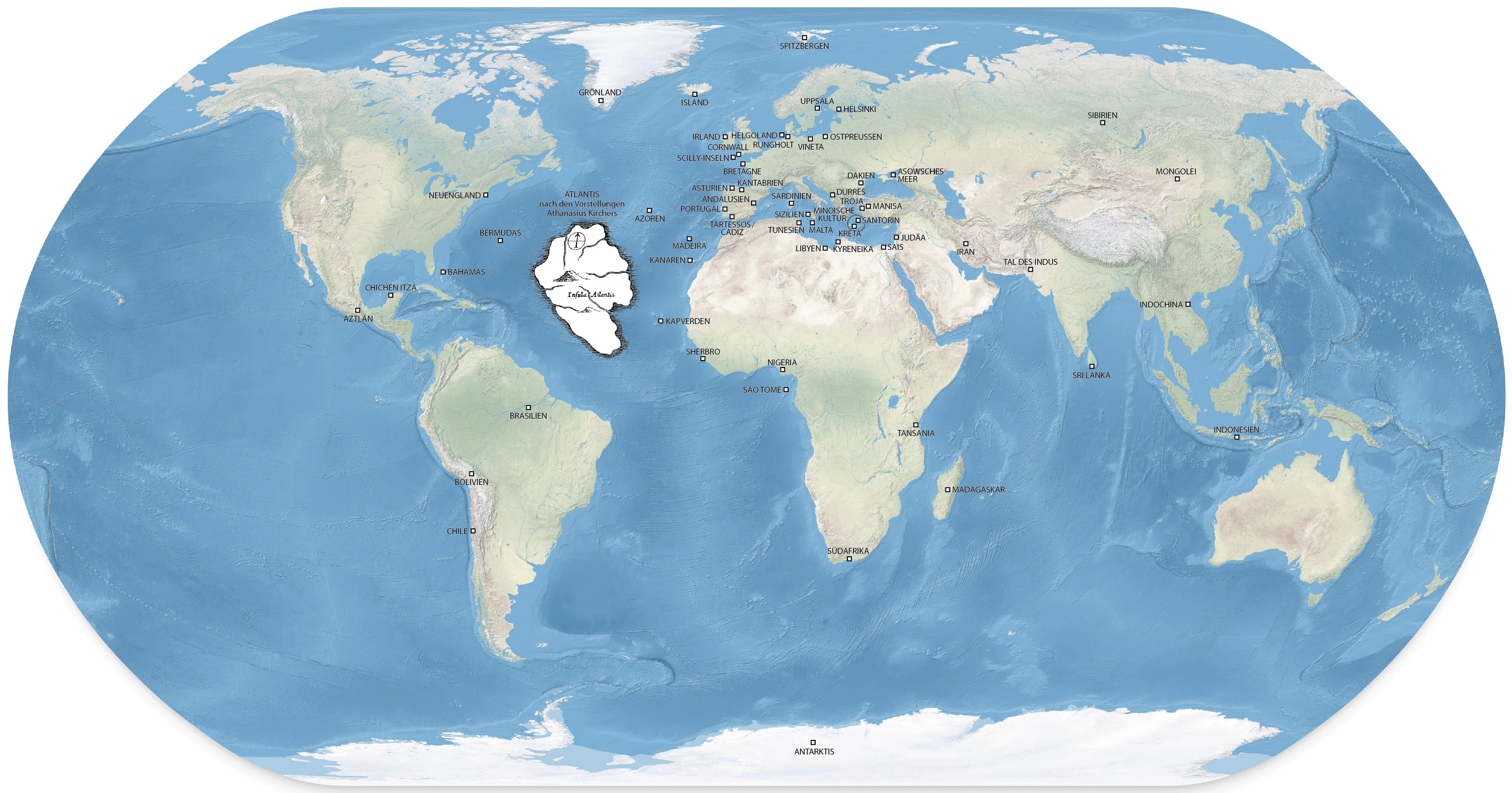 Location Hypotheses Of Atlantis Wikipedia The Free Encyclopedia
