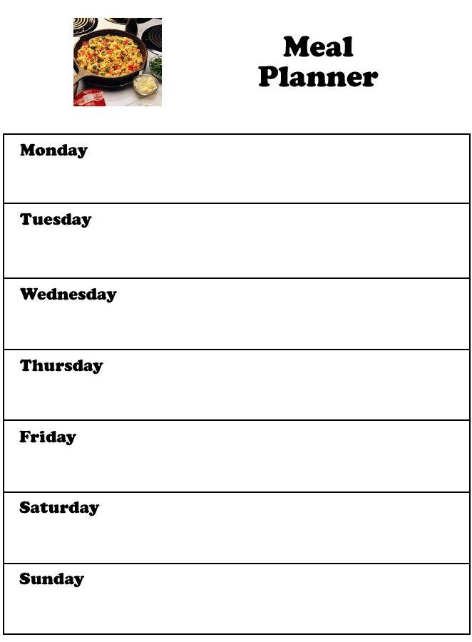 Free Printable Planner Pages Free Printable Weekly Planners