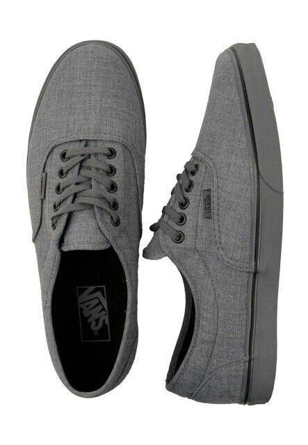 vans zapatilla hombre gris