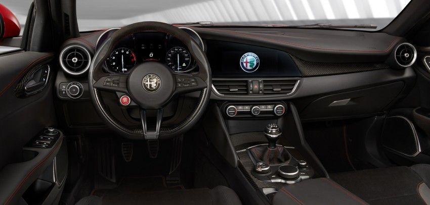 Image 409134 Alfa Romeo Giulia Alfa Romeo Alfa Romeo Quadrifoglio