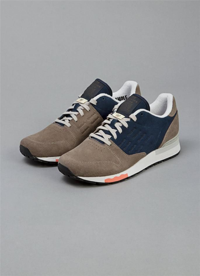 Classic Leather 6000 by Reebok. Special ltd edition collaboration for The Garbstore by Reebok.