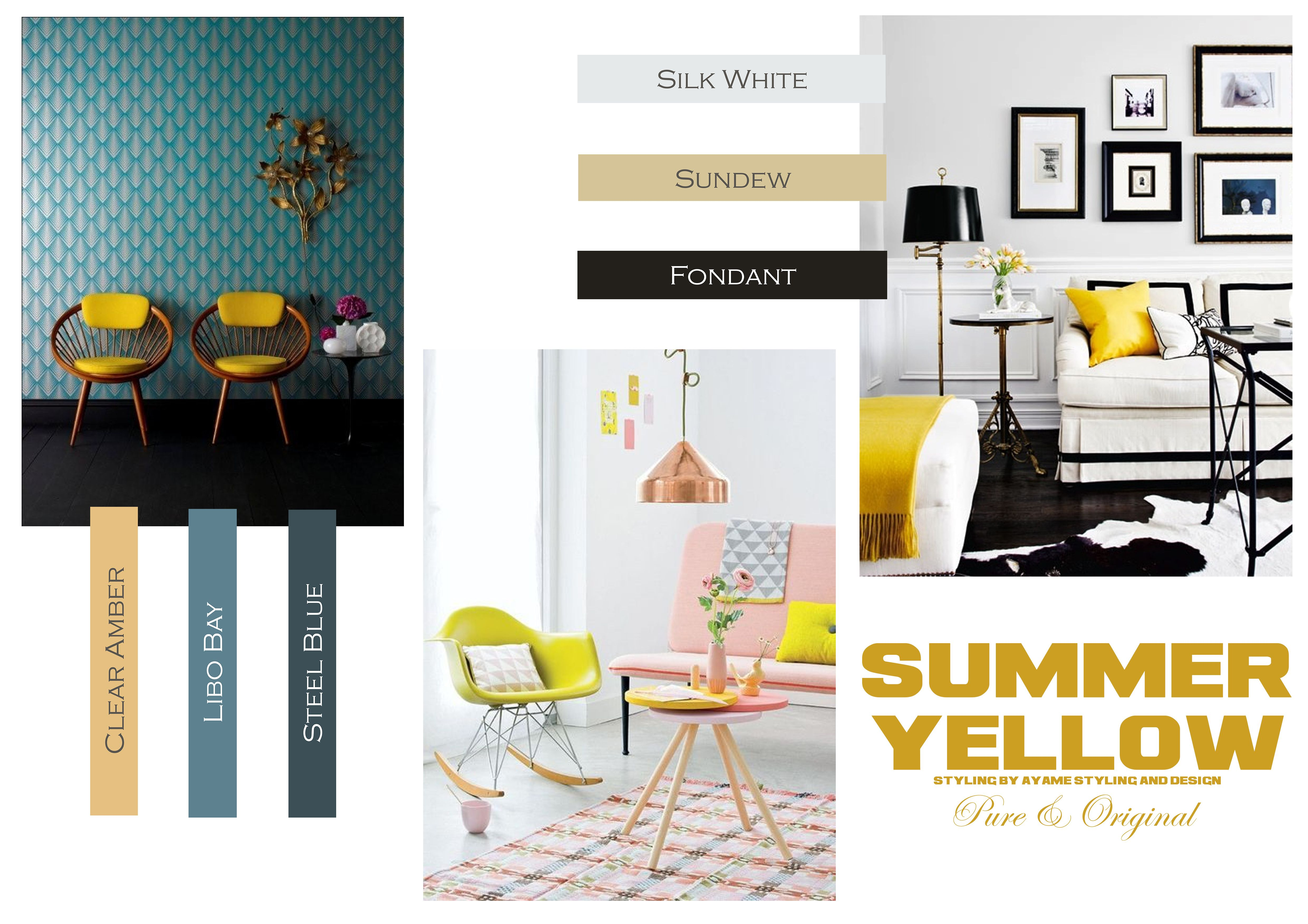 Color inspiration #home #moodboard