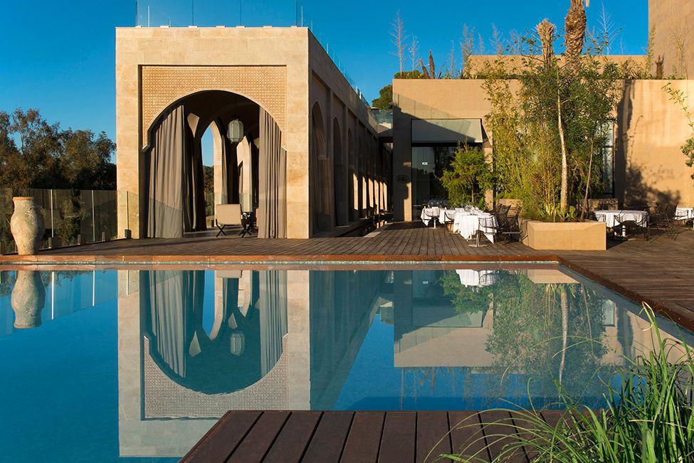 Пятизвездочный отель Sahrai в Марокко Отели, Марокко