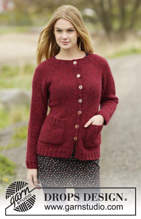 Free Pattern | Pullover / Jacke | Pinterest | Drops design, Jacken ...