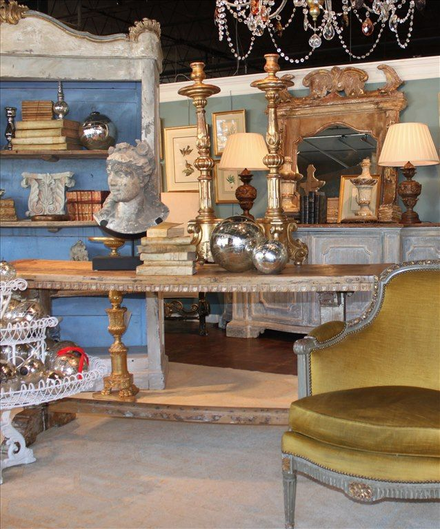 Foxglove Antiques Atlanta GA