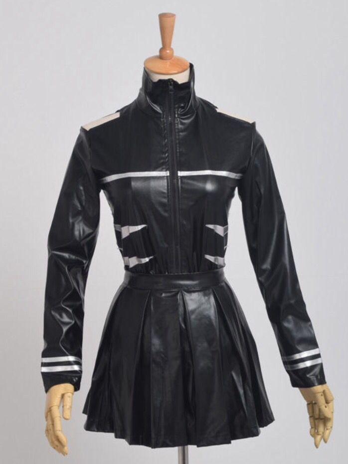 http://www.ebay.co.uk/itm/Kaneki-Ken-female-fight-gear-Size-L-skirt-jacket-and-socks-included-/232004568606?  Selling female Kaneki Ken fight gear