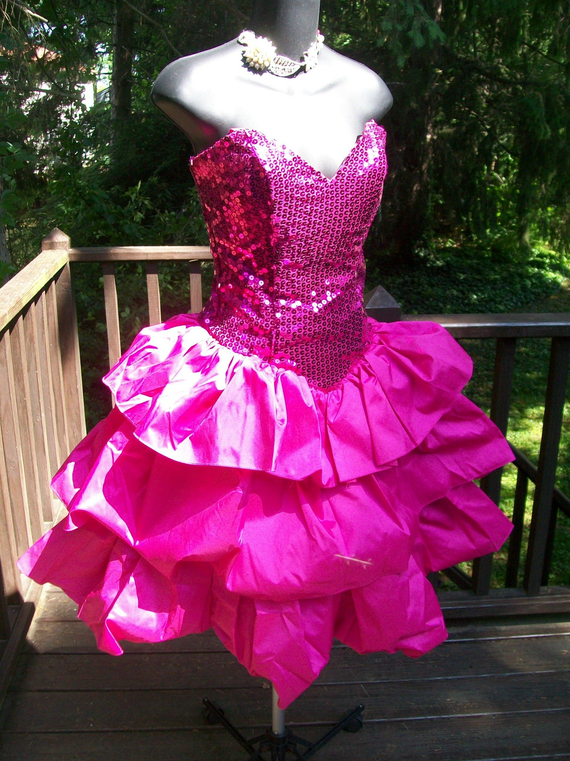 80s prom dress come see me | 80s Prom Dresses NOW the ...