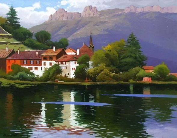 Ramon Pujol Realistic Oil Paintings Fine Art Blogger Pinturas Pujol Pintura Flores Oleo