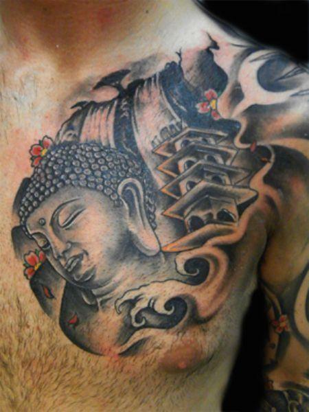 Buddha Tattoos And Designs Page 7 Hinh Xăm Xăm