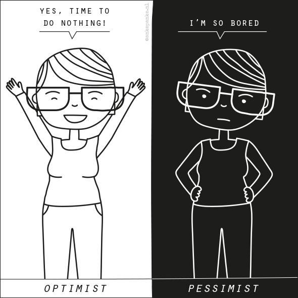 Optimist Vs Pessimist Free Time