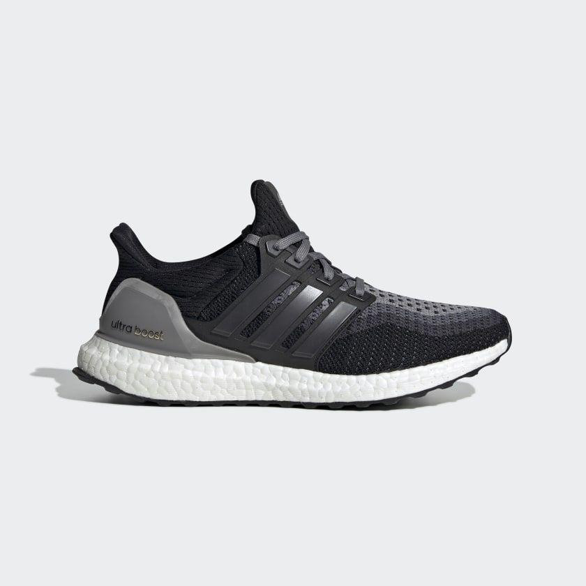 74aaff9f59b Ultra Boost Shoes Core Black   Core Black   Grey AF5141