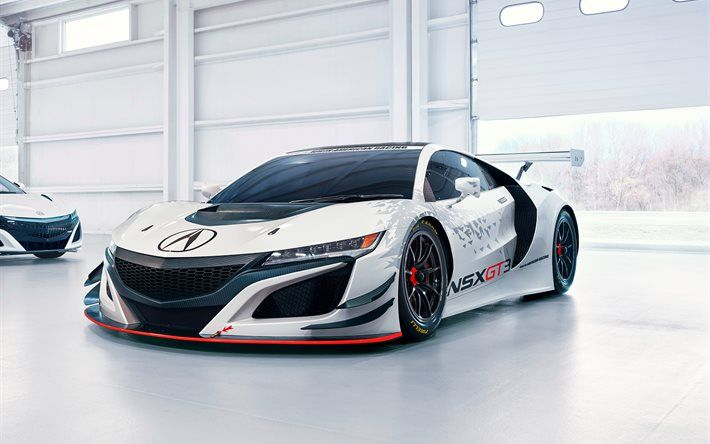 Acura Nsx Cars Racing Cars Garage Supercars Acura