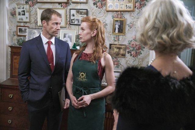 """My Devotional Thoughts   Interview With Actor Colin Ferguson, """"Christmas On Honeysuckle Lane ..."""