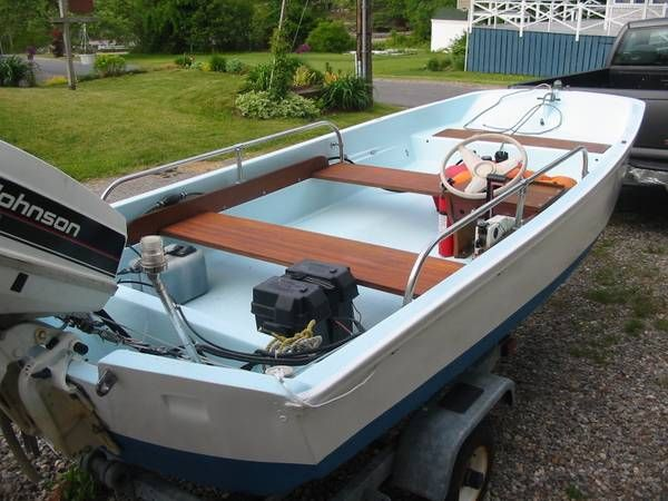 13' Boston Whaler boats by owner marine sale