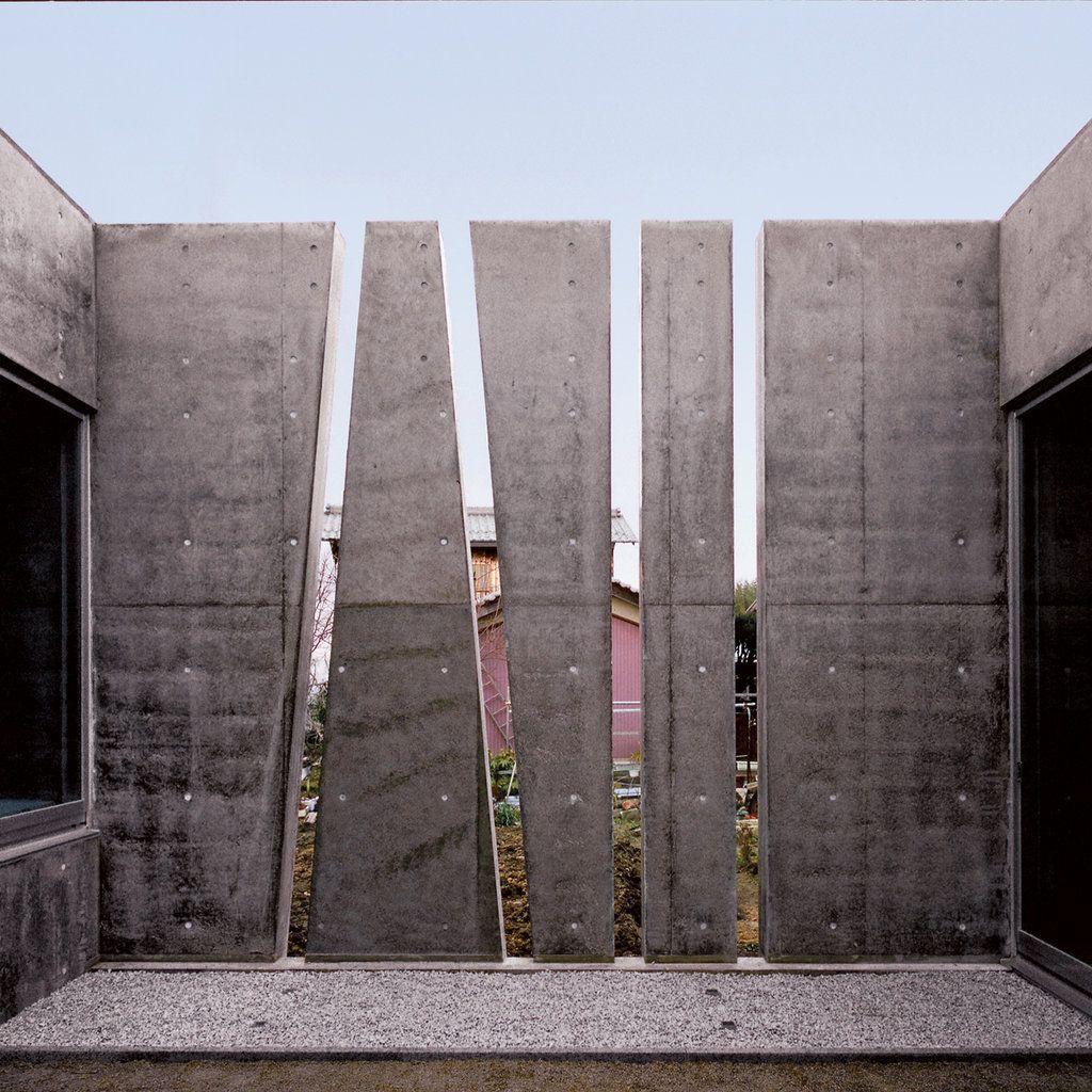 6 Modern Concrete Homes Modlar Com Concrete Architecture Concrete Interiors House Exterior