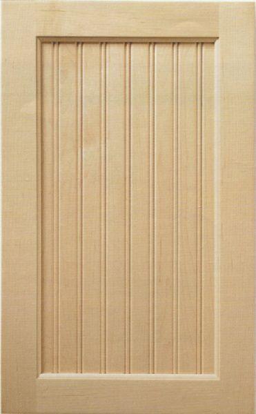 Bead Board Panel Cabinet Door Diy Version For Bedroom