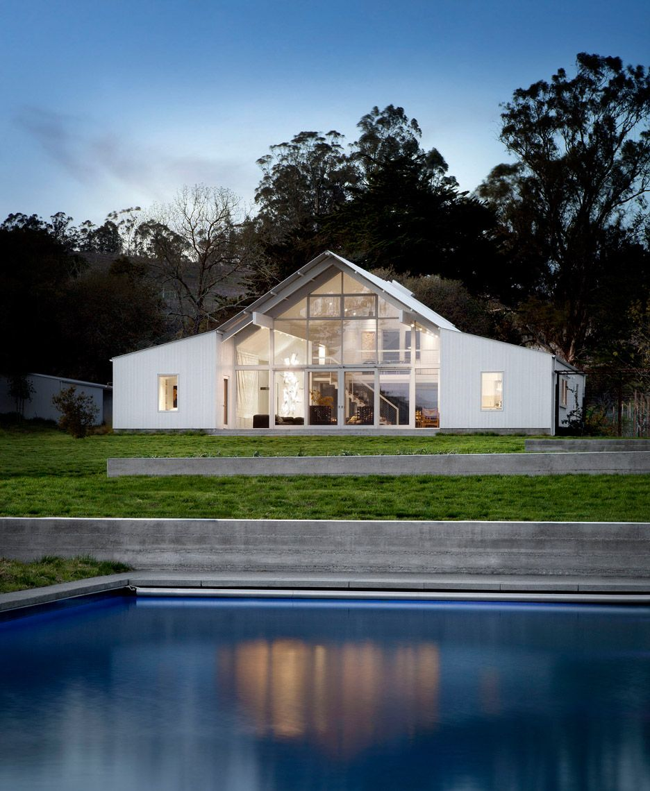 Hupomone Ranch Residential Conversion By Turnbull Griffin