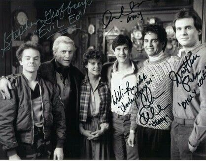Halloween Fright Night China Movie.Fright Night 1985 Cast Autographed Photo Movie In 2019