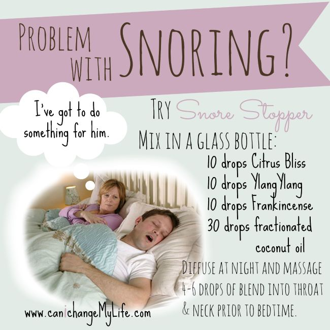 Is Someone Snoring And Keeping You Awake At Night Try A