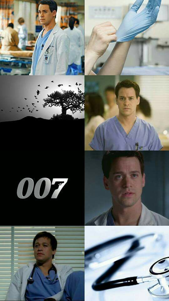 I miss him❤ | Grey\'s Anatomy | Pinterest