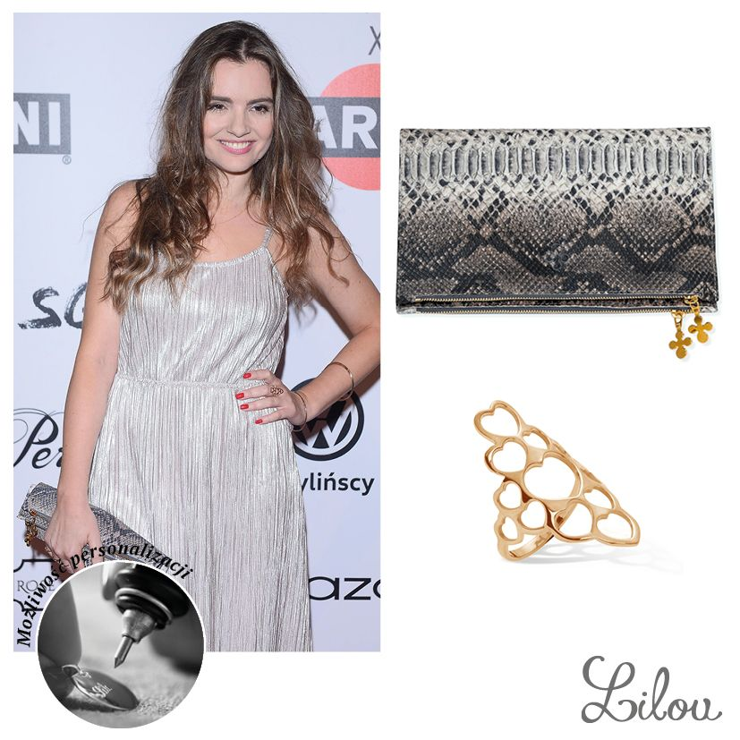Celebrities In Lilou By Lilou Flapper Dress Dresses Fashion