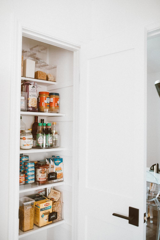 5 Small Pantry Organization Hacks So Sage Blog Kitchen