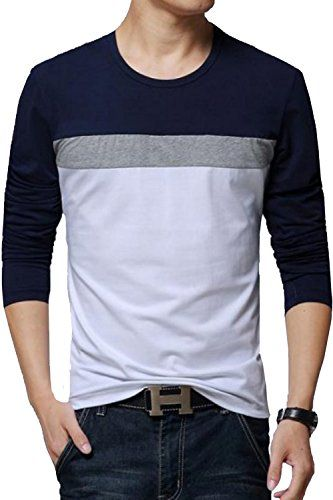 92dfdb432ec Downtown Fashion Men s Tshirt Men s Full Sleeve Tshirt Da... http