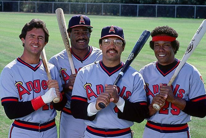 Fred Lynn /Don Baylor/ Reggie Jackson/ Rod Carew | Baseball Memories