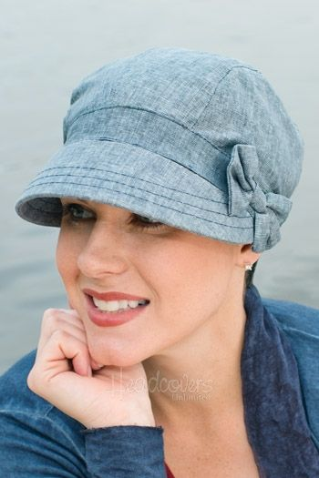 Hats For Cancer Patients Lined In 100 Cotton Fabric