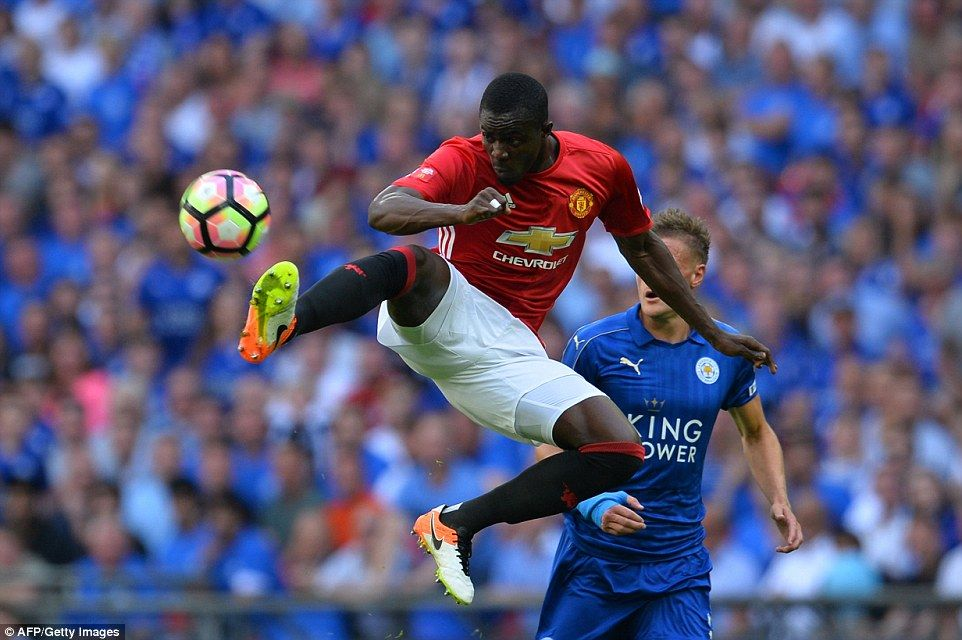 Eric Bailly was in fine form for Manchester United, despite initial reservations from Mour...