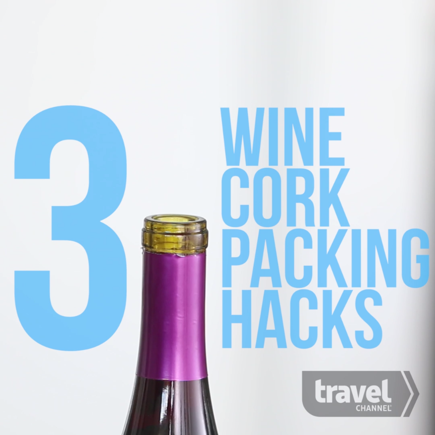 3 Wine Cork Packing Hacks 3 Wine
