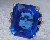 Hot Weather? Cool Down with Cold Icy Blue Jewelry from VJSE