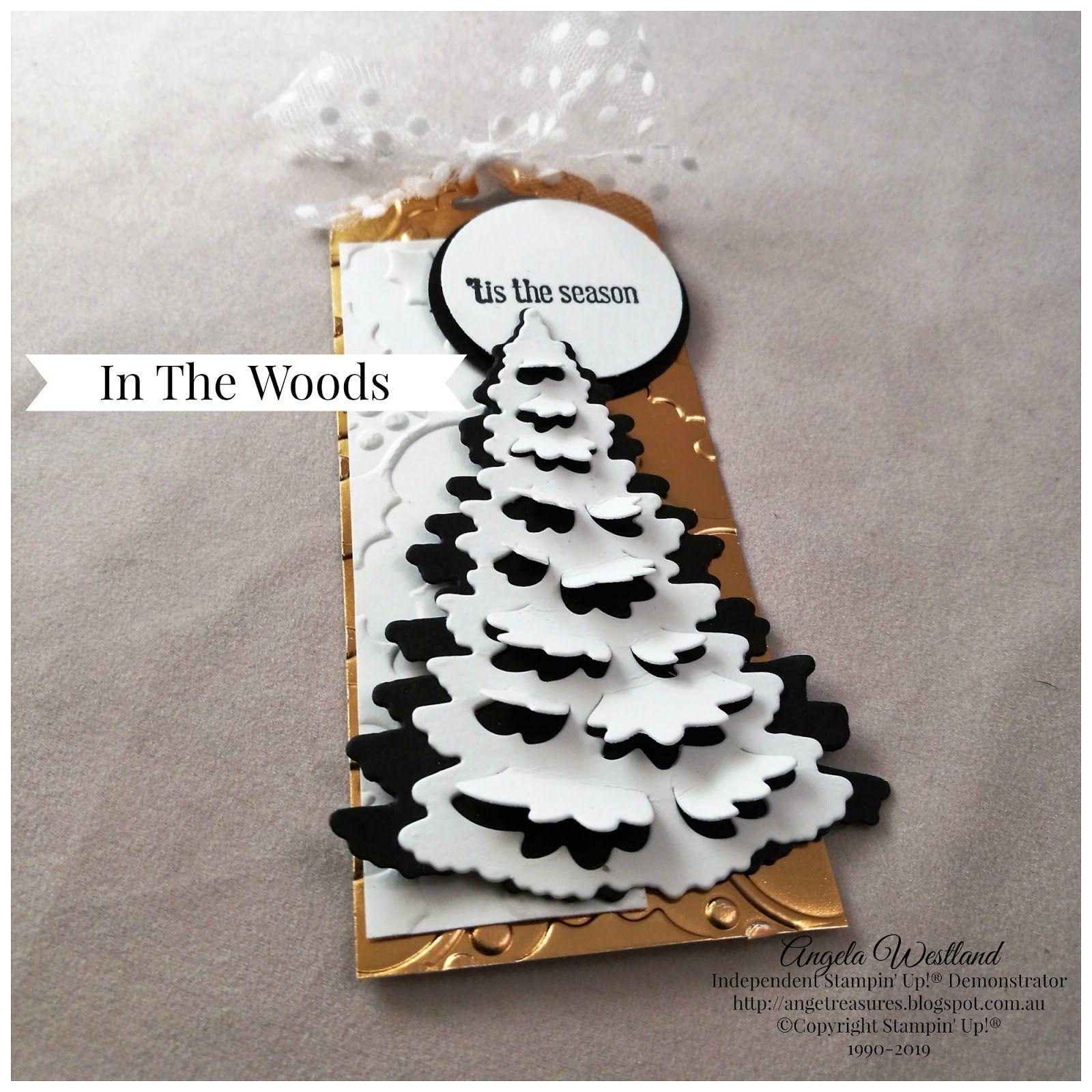 Christmas Gift Bags Australia.Inthewoods Christmastags Bookmark Christmas