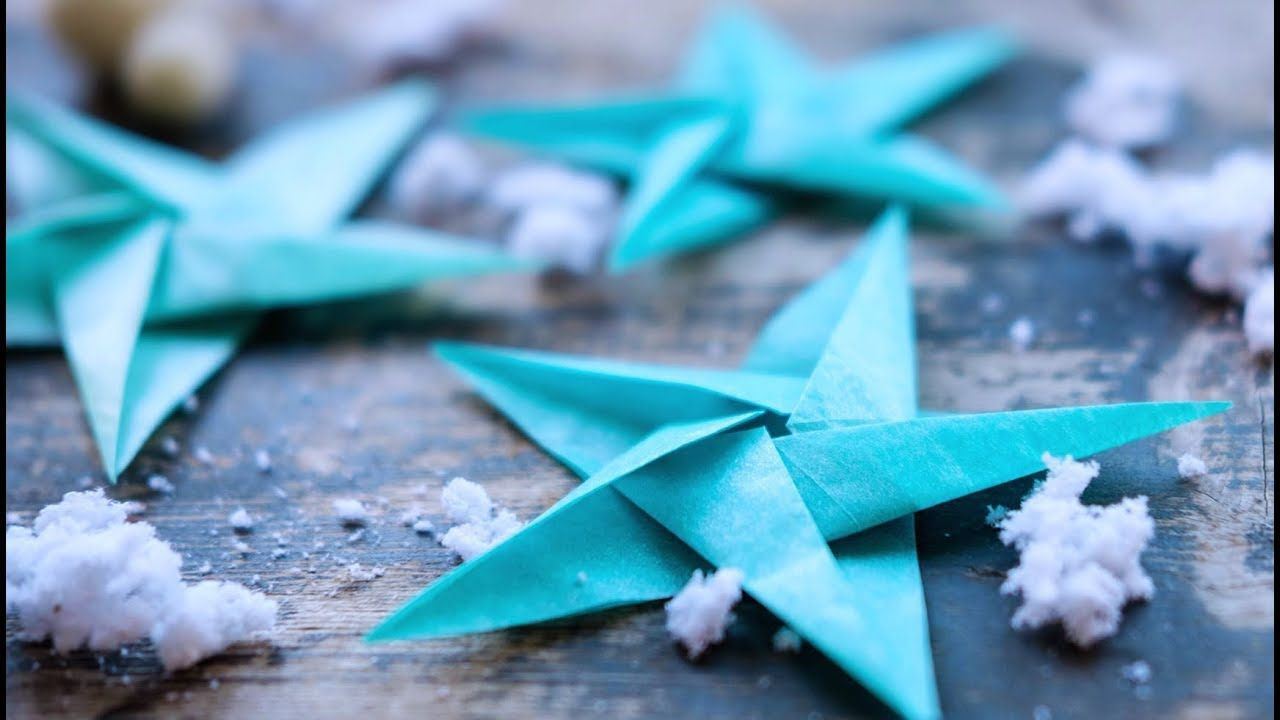 How To Make Paper Snowflakes Very Simple (Christmas Decorations ...   720x1280