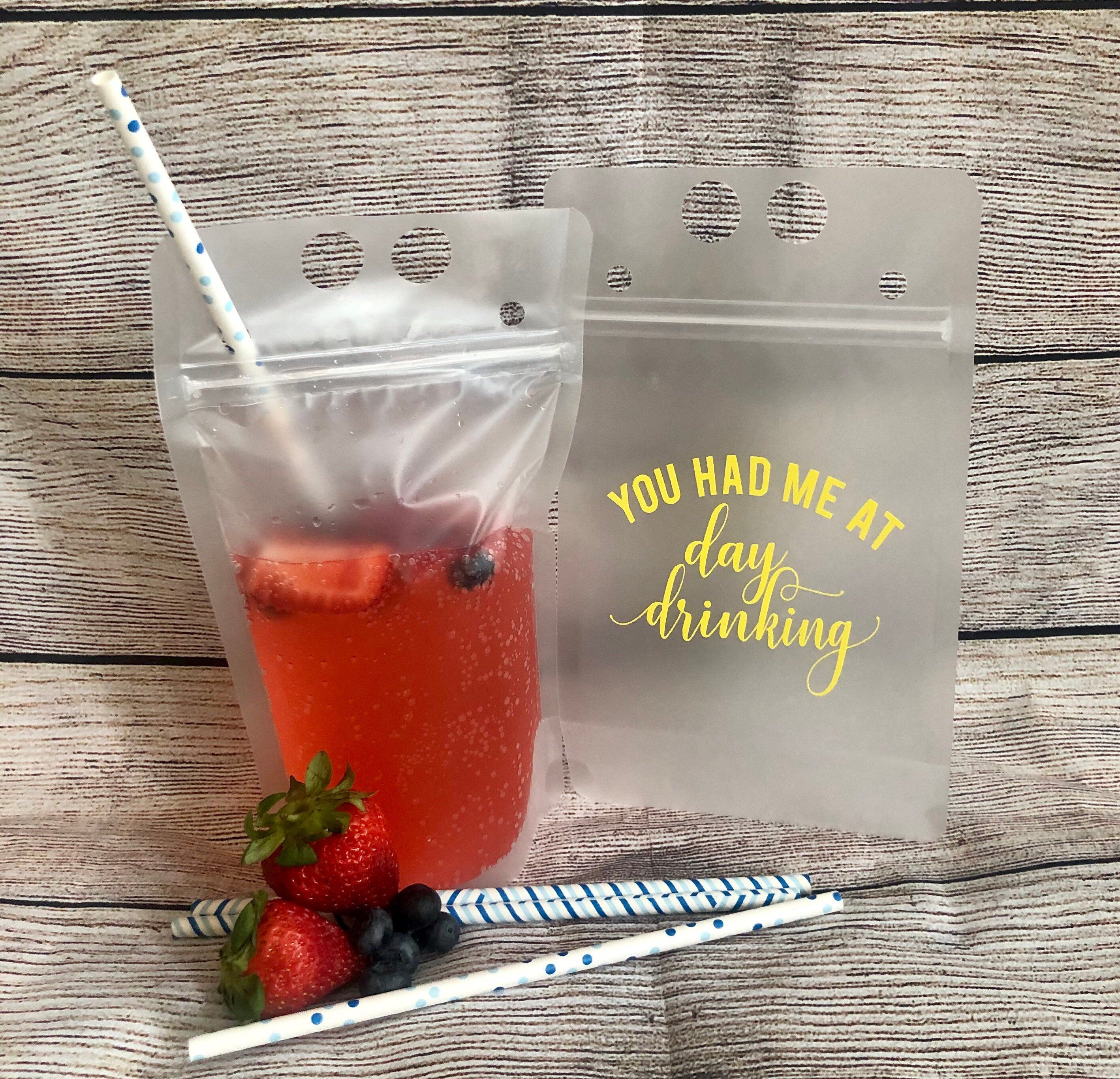 Pin On Drink Pouch Ideas