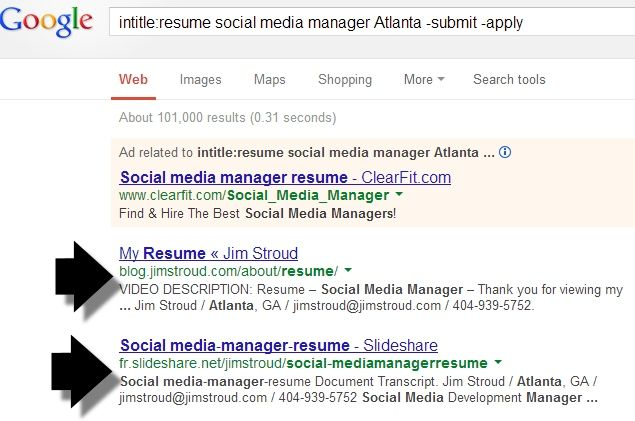 Why Bolstering Your Online Resume Will Get You Hired ) -