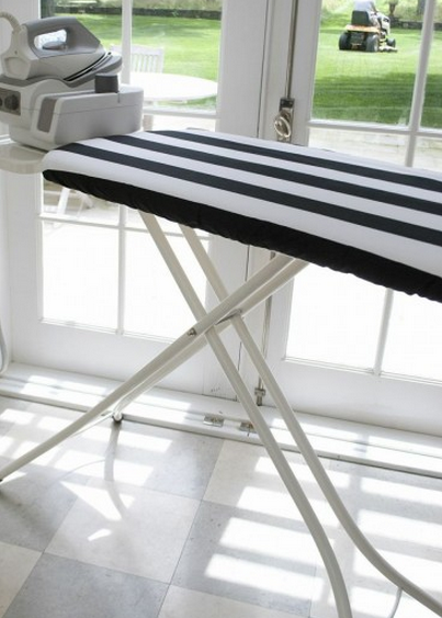 Iron In Style With The Laundress Ironing Board Cover Made To Fit Both Standard And