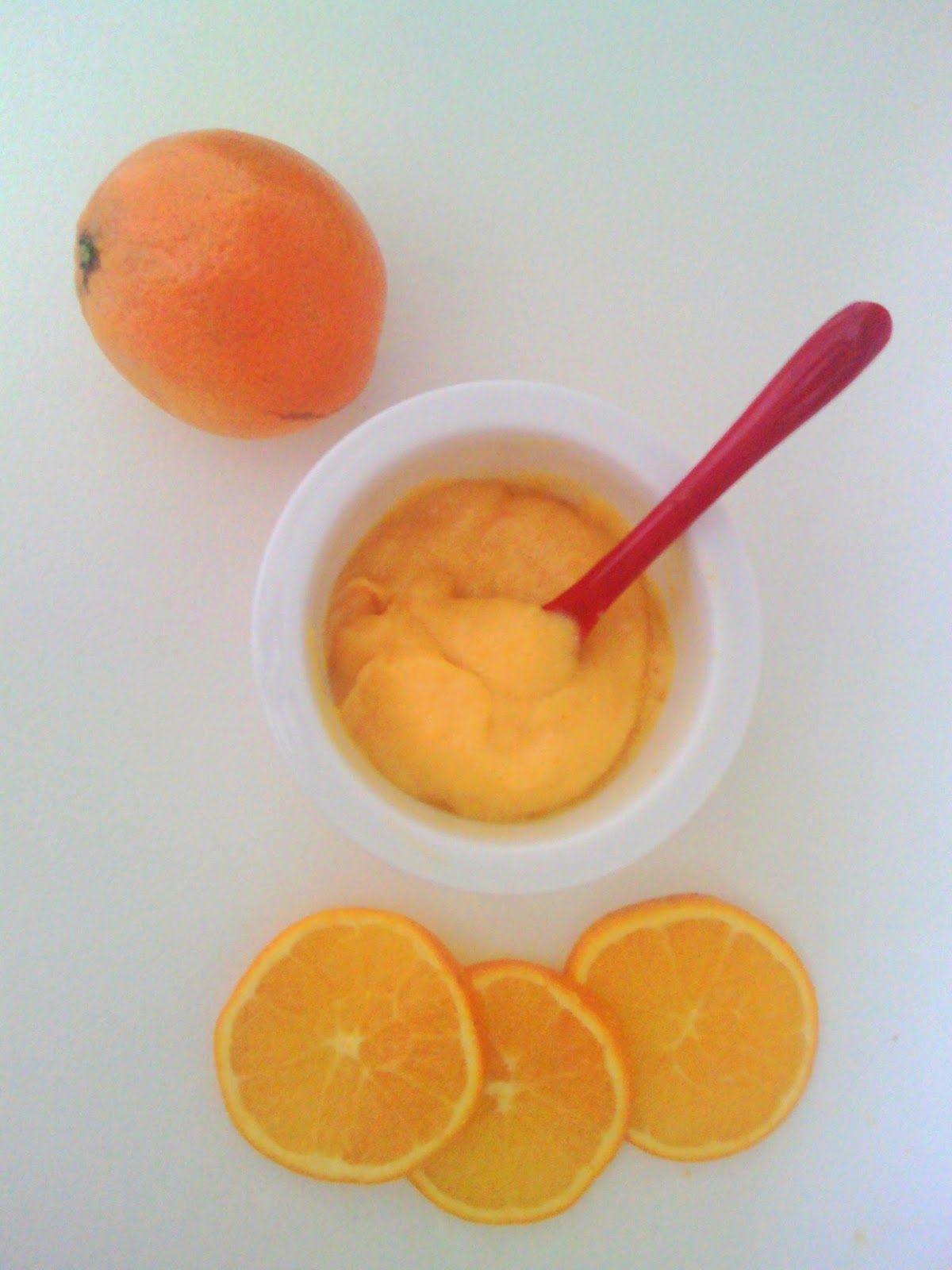 De Cabeza en la Cocina: Orange Curd
