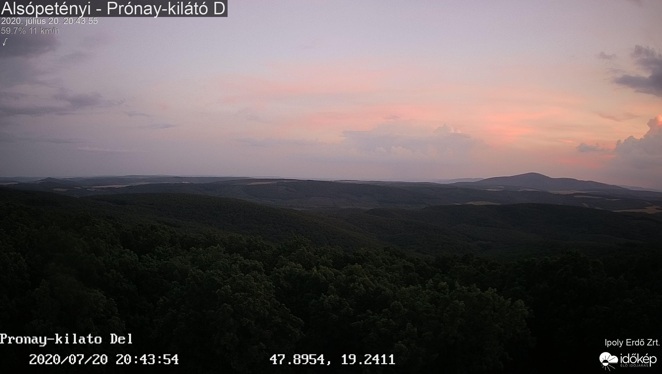 Alsopetenyi Pronay Kilato D Webkamera Natural Landmarks Landmarks Outdoor