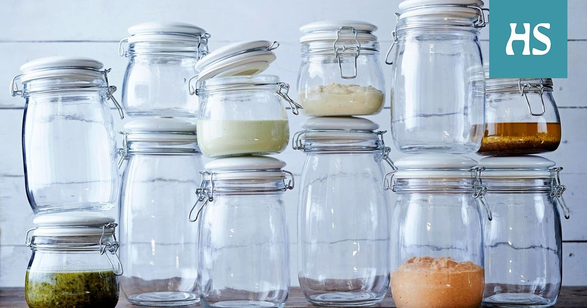 Kastike on maukkaan salaattiannoksen juju – katso tästä 5 erinomaista reseptiä - Ruoka - Helsingin Sanomat