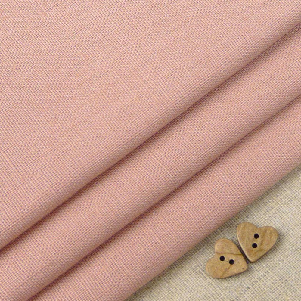 blind cream dressmaking Robert Kaufman Essex Linen White Linen blend fabric