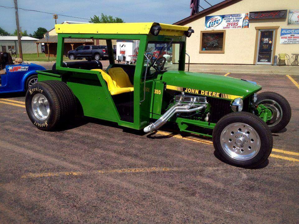 John Deere Hot Rod It S Farming