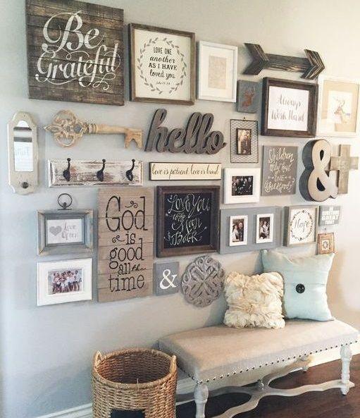 14 ideen zum selbermachen f r die wand diy bastelideen. Black Bedroom Furniture Sets. Home Design Ideas