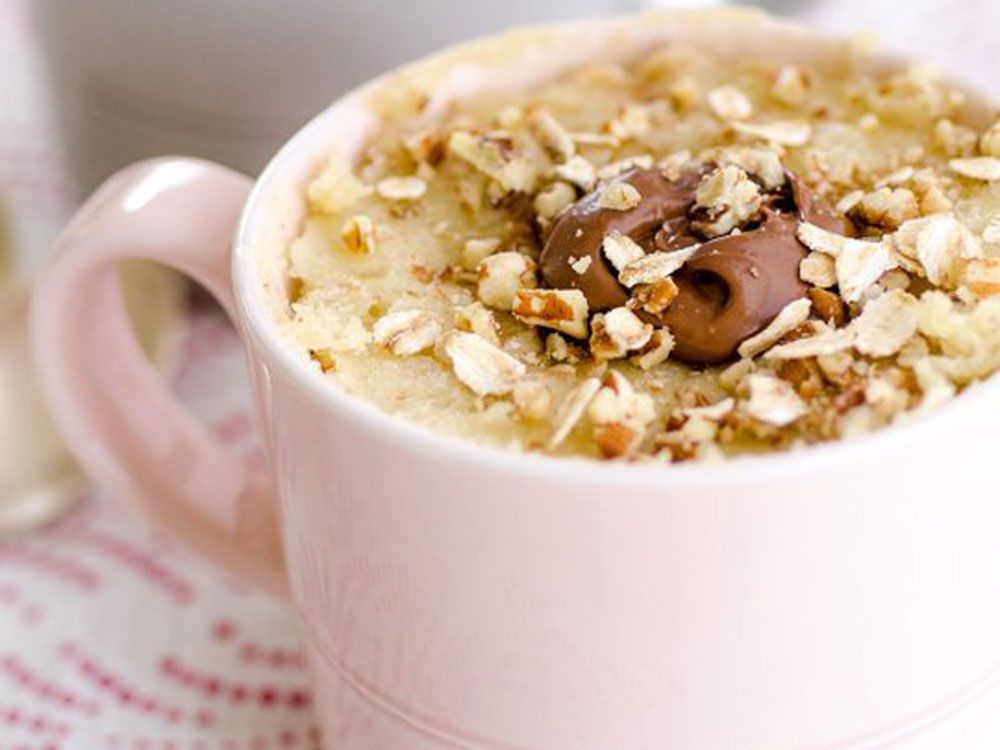 All the mug cakes and desserts you can make in your ...