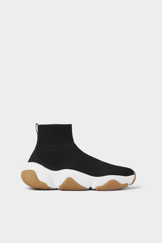 zapatos skechers sin cordones waterproof zara