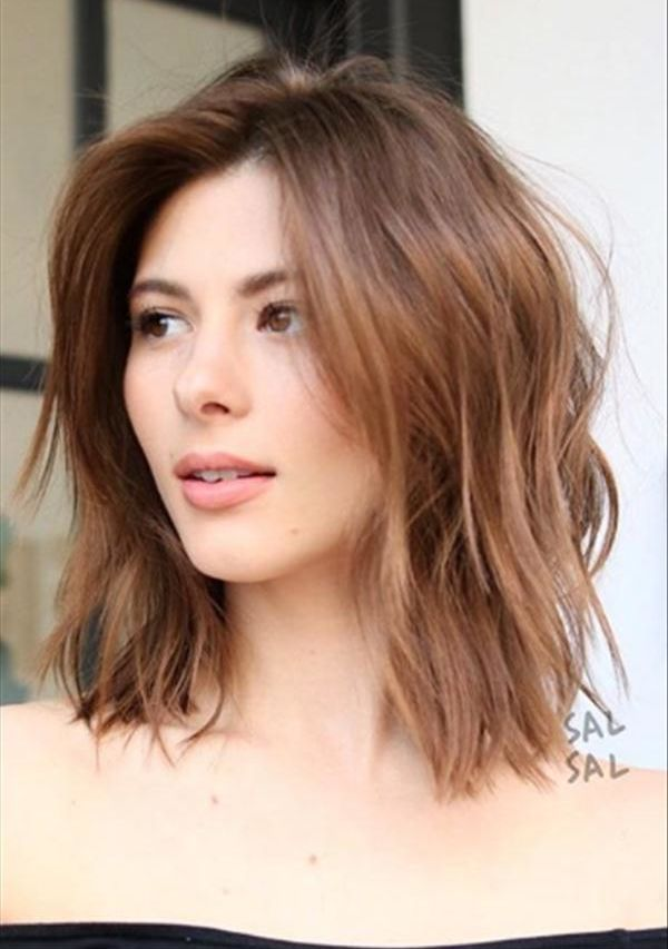 Want A New Hairstyle In 2020 How About Shaggy Bob Hair Latest Fashion Trends For Girls In 2020 Long Shaggy Haircuts Bob Hairstyles For Thick Shaggy Bob Hairstyles