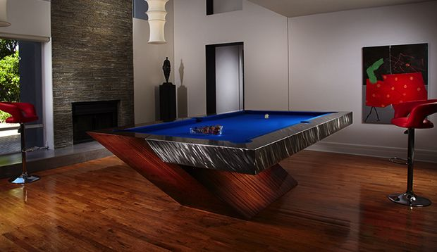 20 Playing Tables For Modern Gaming Rooms Custom Pool Tables